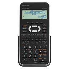 Calculatrice scientifique EL-W535BSL