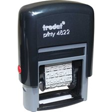 Timbre grand format Printy 4822