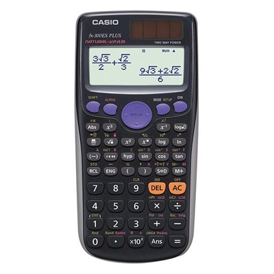 Calculatrice scientifique FX-300ES PLUS