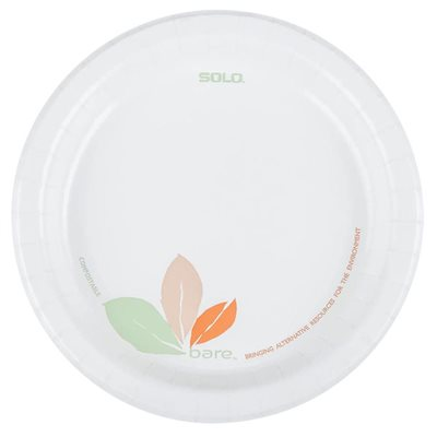 Assiette Bare® Eco-Forward®